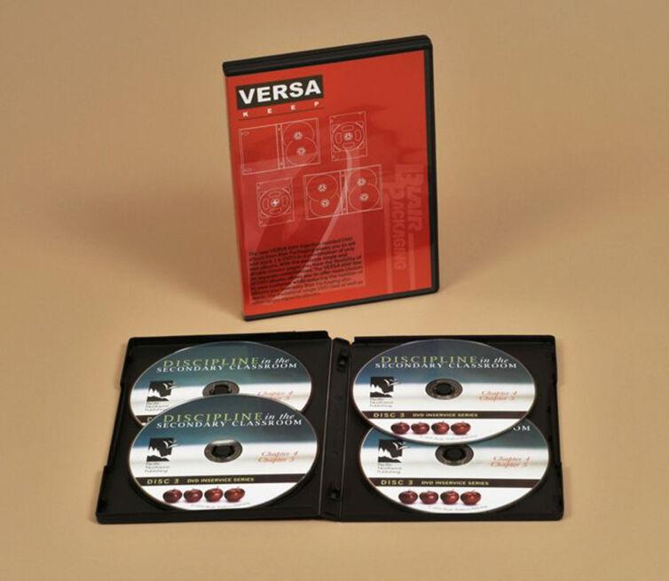 R6004 Versa Keep 4 Disc