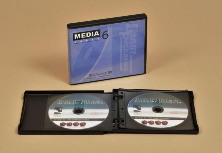 R6200 Media Vault 6 Disc