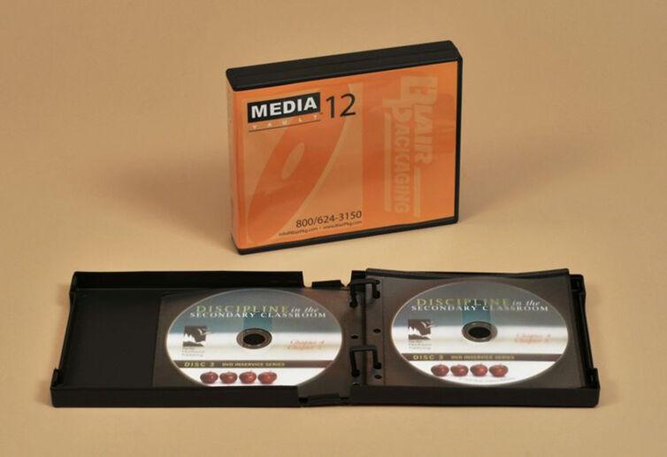 R6250 Media vault 12 Disc