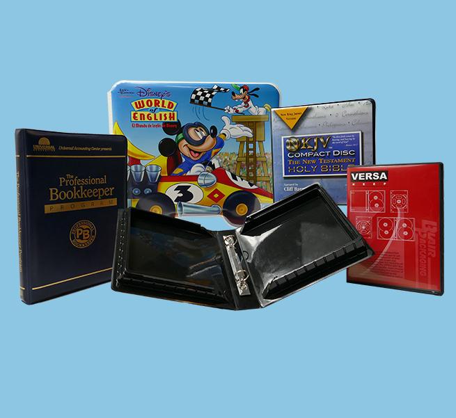 Custom multi-media products